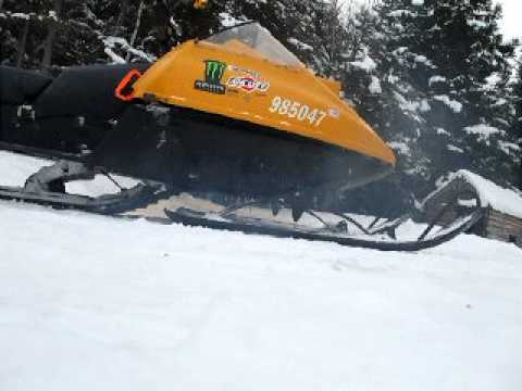 how to get your skidoo citation running