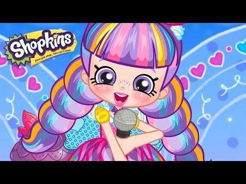 SHOPKINS - LET'S SING | Cartoons For Kids | Toys For Kids | Shopkins Cartoon