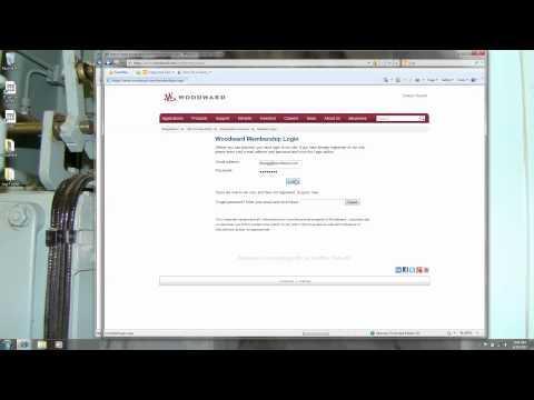 Woodward Toolkit install