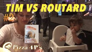 Deglingo Tim Vs Routard #2 Pizza 4P 's Ho Chi Minh Vietnam