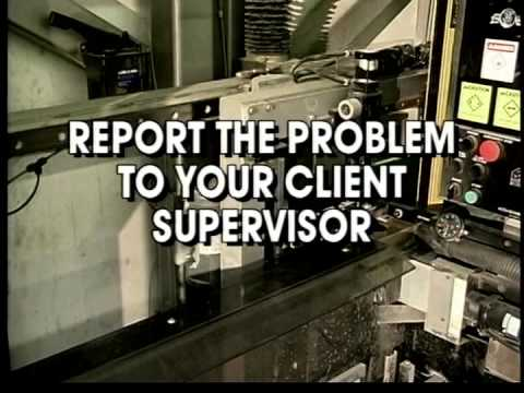 Light Industrial Safety Video - @Work Personnel Services Southern California