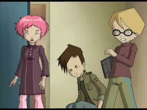 CODE LYOKO - EP80 - Dog day afternoon