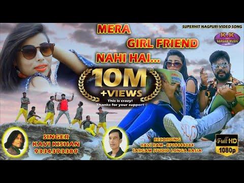 MERA GIRL FRIEND NAHI HAI // SUPERHIT NAGPURI VEDIO // KAVI KISHAN // BANTY SINGH & RITU //
