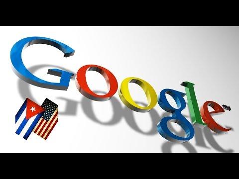 Google apuesta en Cuba por conexiones móviles antes que el cable
