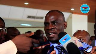 NDC Shooting: Deal 'ruthlessly' with gunmen – Haruna Iddrisu