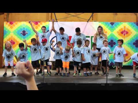 Tall Pines Day Camp 2015 Junior Camp Show