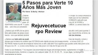 Rejuvecetucuerpo Review | Is Rejuvecetucuerp Good?