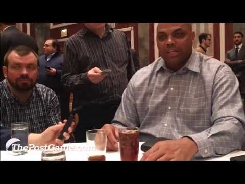 Charles Barkley TALKS Lavar Ball, Lonzo Ball's dad. GIVES HIM LESSON