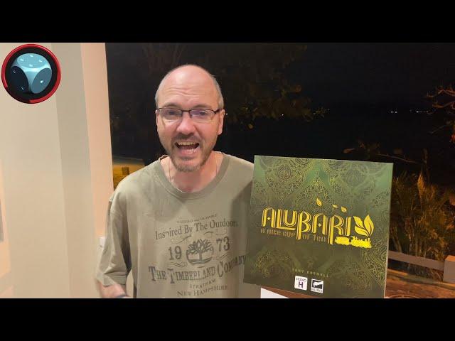 Alubari - Unboxing