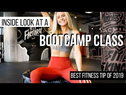 What to Expect at a Boot Camp Workout Class | Keltie O'Connor
