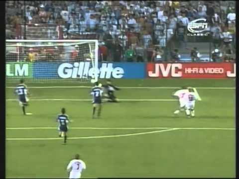 GOL HISTORY #42 - Owen vs Argentina