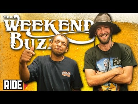 Garrett Hill & Forrest Edwards: Threat, Uggs & Tramp Stamps! Weekend Buzz ep. 82 pt. 1