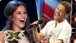 Was this THE BEST AUDITION EVER? SIMON thought so! | The X Factor UK