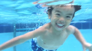 two year old toddler swimming lessons