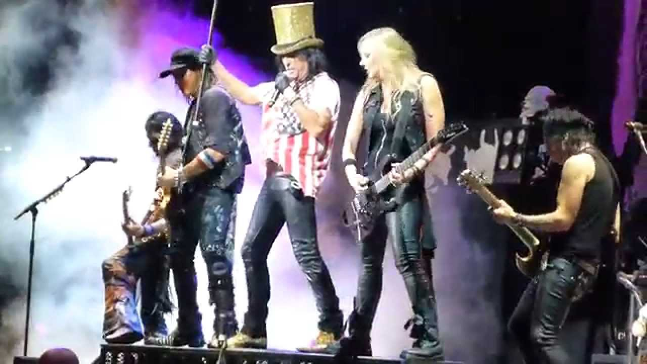 Alice Cooper Band 2014