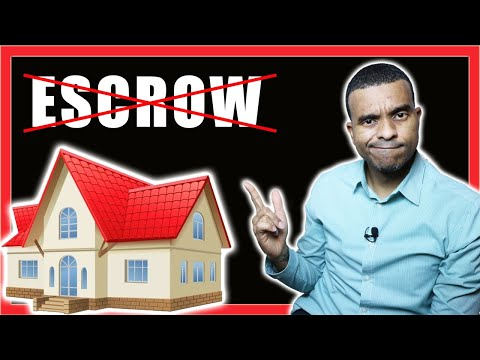 Why You Should NOT Escrow Home Taxes and Insurance