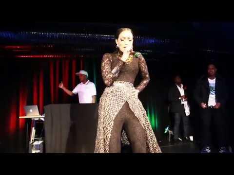 Sabriina LIVE in Gothenburg, Sweden Feat. DJ Antonio