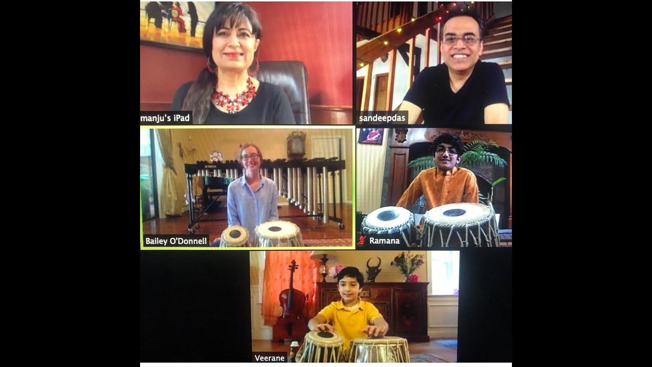Das Tabla School Interviewed on Chai with Manju!