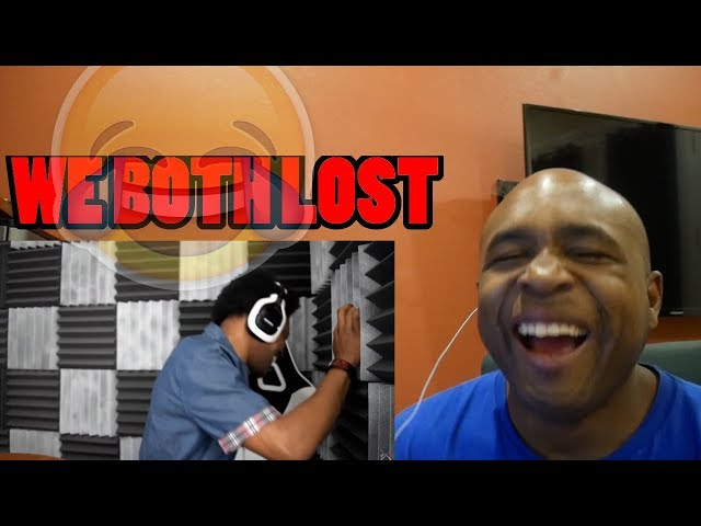 WE BOTH LOST AT THE SAME EXACT TIME... - TRY NOT TO LAUGH CHALLENGE #12 Reaction