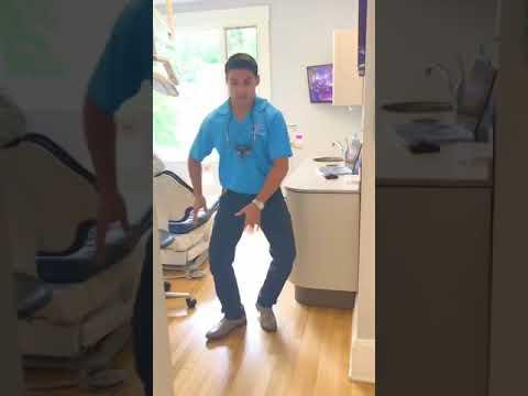 Kerry Collins - Hamden's Dancing Dentist!
