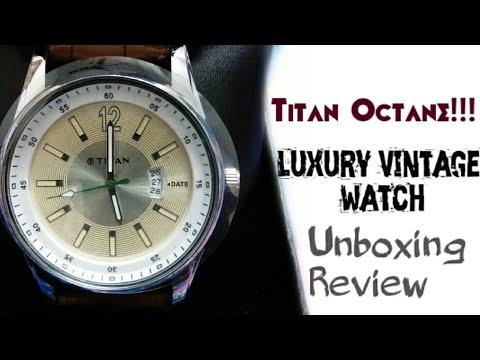 Titan Octane Analog Watch For Men