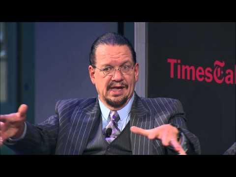 Penn & Teller   Clip   TimesTalks