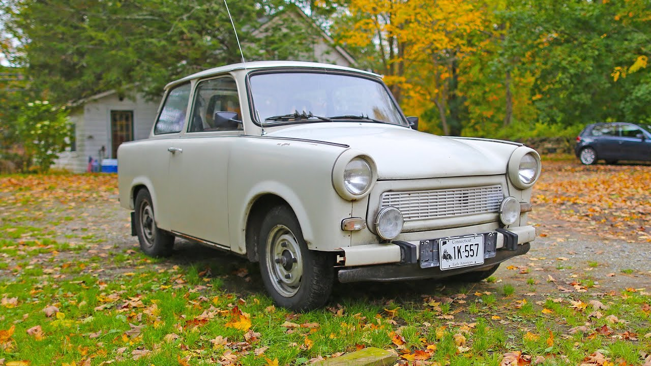 Trabant 601S (1981) review