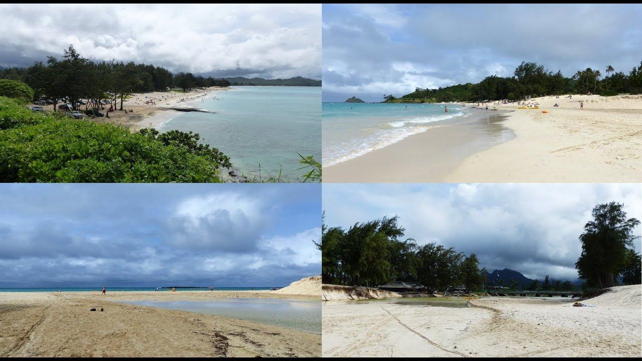Kailua Beach Park Kailua Oahu Hawaii