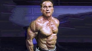 02534b245c11e ARNOLD SCHWARZENEGGER AT 69 YEARS OLD COACHING - AGE IS JUST A NUMBER    BEST OF ARNOLD 16