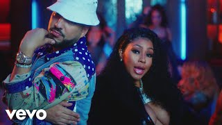 Смотреть клип French Montana - Wiggle It Ft. City Girls