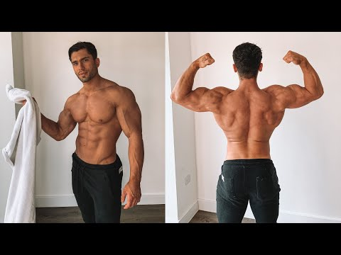 Home BODYWEIGHT Back & Shoulders workout   No Equipment