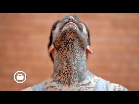 Finishing My Neck Tattoo | Carlos Costa