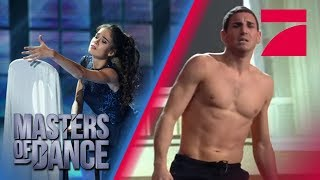 Patrox vs. Maria - Dance Battle der Extraklasse! | Masters of Dance | ProSieben