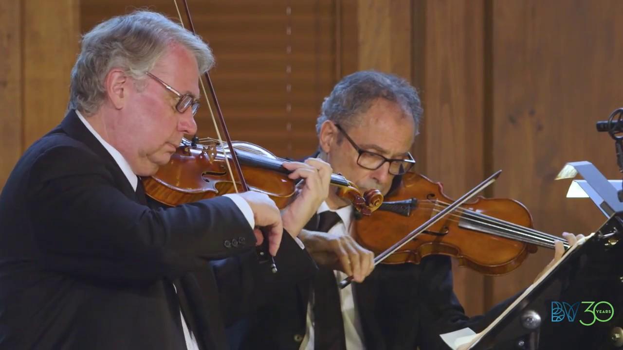 Award-Winning Emerson Quartet Conveys Spirit of Discovery