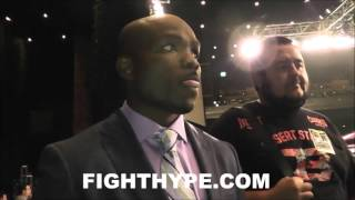 TIMOTHY BRADLEY SAYS HIS RESUME IS BETTER THAN ALL PBC WELTERWEIGHTS; CONTENT NOT FIGHTING THEM