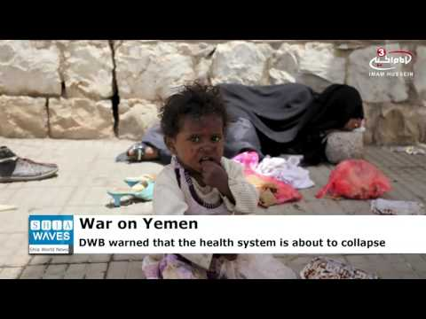 Yemen health system collapses: 8 million children without access to healthcare
