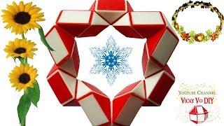 Smiggle Snake puzzle Flower. Rubik snake Snowflake. Rubik's Twist. Magic Rubik's snake 24