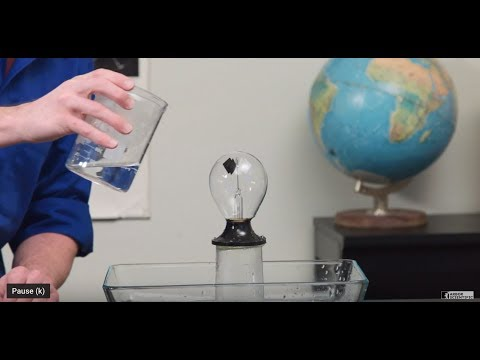 The Radiometer - See The Energy Of Light!