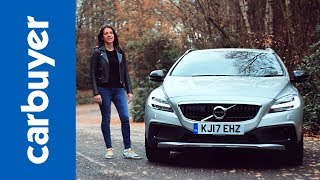 Volvo V40 Cross Country Review – Is Rugged Upmarket Family Hatchback Worth The Extra?