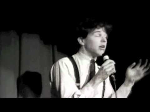 Klaus Nomi's 1978 debut at New Wave Vaudeville, Irving Plaza (NYC)