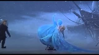 Die Eiskönigin: Willst du einen Schneeman bauen? (Elsas Reprise) [German Fancover]