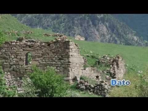 Легенды Куртатинского ущелья. Гули. Legends Kurtat Valley. Guli