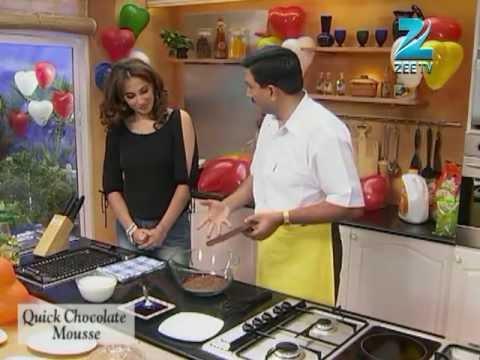 Khana Khazana Ramzan Special - Quick Chocolate Mousse