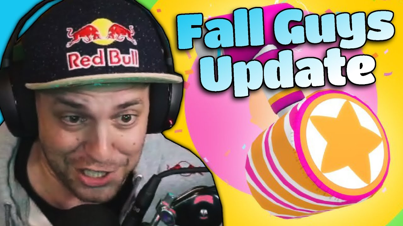 NEW Stage Variants in the Fall Guys Update! (and a bit of Yeetus)