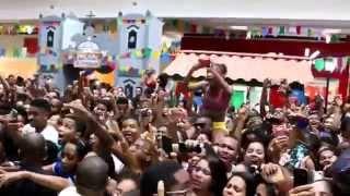 Simone e Simaria - Quando o Mel e Bom ao vivo no Shopping Piedade, Salvador (BA)