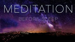 Guided Meditation Before Sleep Let Go of the Day