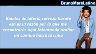 Liquor store blues - Bruno Mars (Traducida al Español).