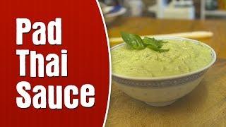 How To Make Raw Pad Thai Sauce — Thai Food Recipe