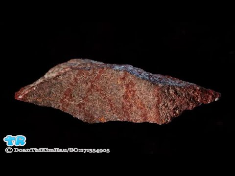 73,000-Year-Old 'Hashtag' Found in South African Cave Is the Earliest Known Drawing | Gift Of Life
