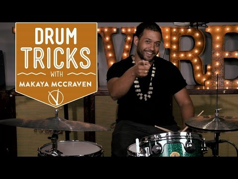 Drum Tricks: Layering The Backbeat